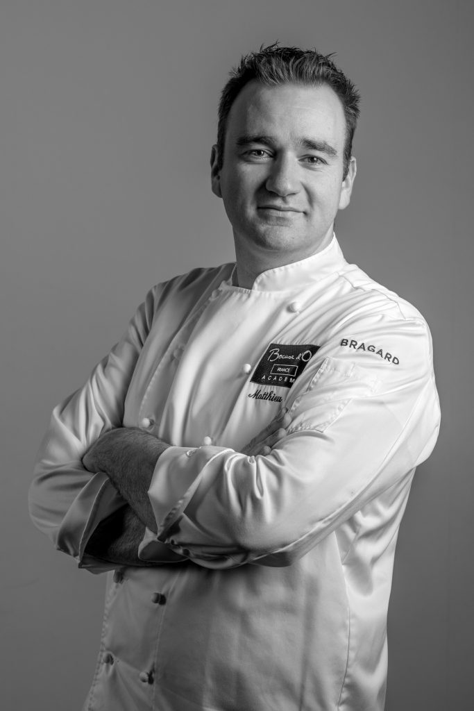 Matthieu Otto Bocuse d'Or
